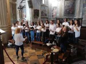 coro messa