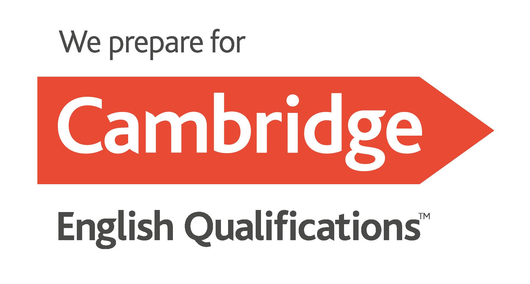 logo link Cambridge Assessment English